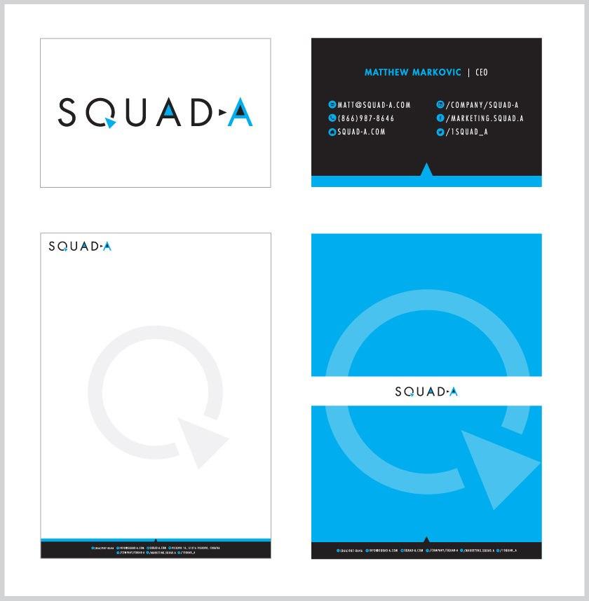 Squad-A Stationary