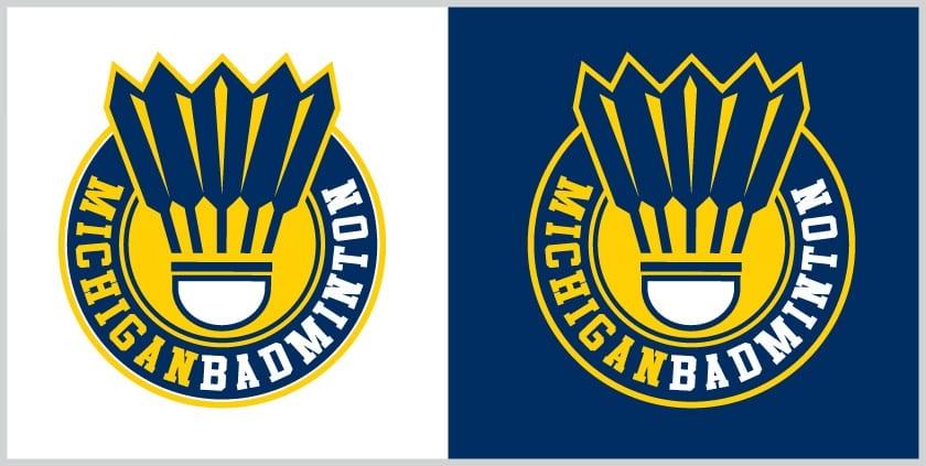 Michigan university badminton