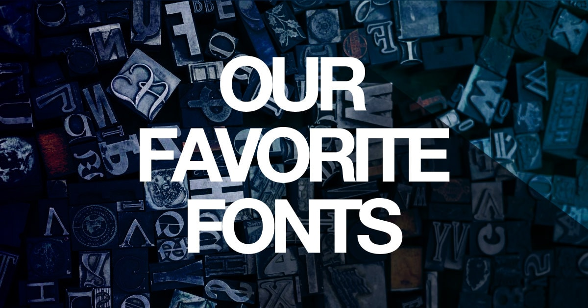 favorite-fonts
