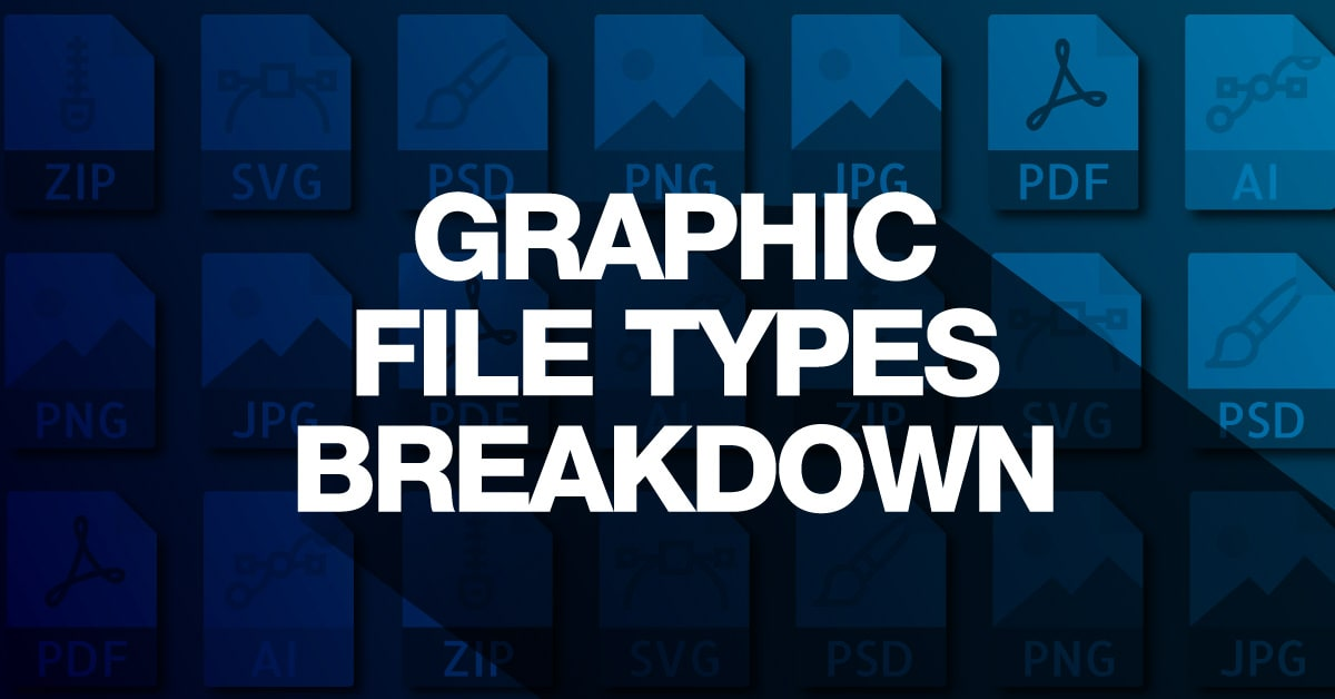 graphic file types