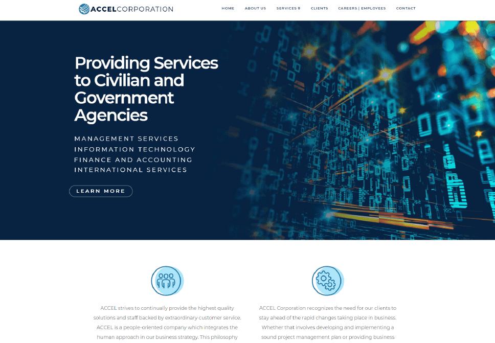 low cost security firm website